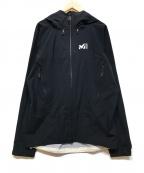 MILLET(ミレー)の古着「TYPHON 50000 ST JKT」 ブラック