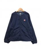 DANTON(ダントン)の古着「Insulation Jacket」|ネイビー