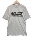 PALACE(パレス)の古着「PRO TOOL T-SHIRT」|グレー