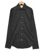 ()の古着「レギュラーシャツ」 ブラック