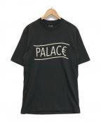 PALACE(パレス)の古着「EURO T-SHIRT」|ブラック