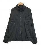 MILLET(ミレー)の古着「ブリザーライトジャケット」 ブラック