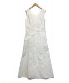 ()の古着「テトアサツイルワンピース」|ホワイト