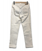 ()の古着「ホワイトデニムパンツ」|ホワイト