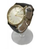 ()の古着「ナノユニバース別注腕時計」