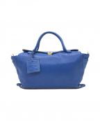 PotioR(ポティオール)の古着「ルーシー2WAYショルダーバッグ」|ブルー
