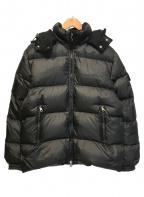 MONCLER(モンクレール)の古着「バジーレ ダウンジャケット」|ブラック