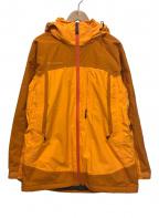 Columbia(コロンビア)の古着「ホワイトリバーキャニオンジャケット」|オレンジ