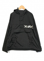 X-GIRL(エックスガール)の古着「アノラックパーカー」|ブラック