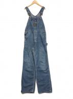 ()の古着「60'sデニムオーバーオール」|ブルー