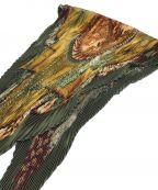 HERMES()の古着「プリーツスカーフ」