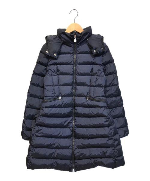 MONCLER(モンクレール)MONCLER (モンクレール) ダウンコート ネイビー サイズ:14(154㎝)の古着・服飾アイテム