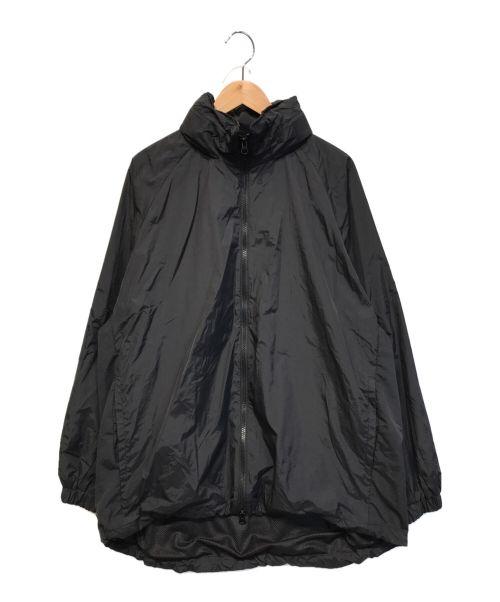 MARKA(マーカ)MARKA (マーカ) NYLON TAFFETA SPORTS JACKET ブラック サイズ:-の古着・服飾アイテム
