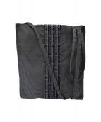 HERMES(エルメス)の古着「ポシェット」|グレー×ブラック