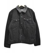 LEVI'S(リーバイス)の古着「ランチジャケット」|ブラック