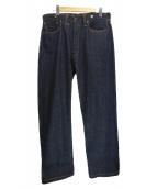LEVIS(リーバイス)の古着「シンチバックデニム」|インディゴ