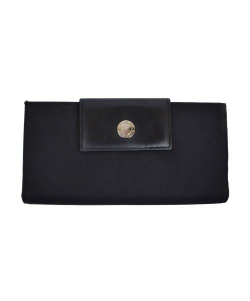 BVLGARI(ブルガリ)BVLGARI (ブルガリ) カード・札ケース ブラック サイズ:下記参照の古着・服飾アイテム