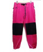 NIKE ACG(ナイキエーシージ)の古着「TRAIL PANT/クライミングパンツ」|ショッキングピンク