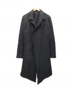 SHELLAC(シェラック)の古着「ウールコート」 グレー