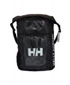 HELLY HANSEN(ヘリーハンセン)の古着「マップバッグ」|ブラック