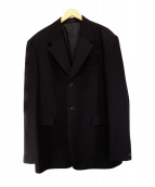 YohjiYamamoto pour homme(ヨウジヤマモトプールオム)の古着「3Bジャケット」|ブラック