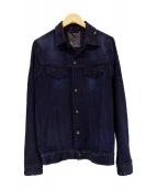 Denham(デンハム)の古着「デニムジャケット」|インディゴ