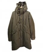 NEXUSVII(ネクサスセブン)の古着「OMEGA JACKET 2 LONG」|オリーブ