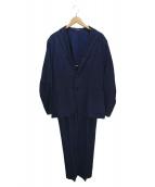 MACKINTOSH LONDON(マッキントッシュ ロンドン)の古着「セットアップスーツ」|インディゴ