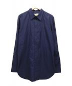 nemeth(ネメス)の古着「デザインシャツ」|ネイビー