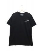 NEIGHBORHOOD(ネイバーフッド)の古着「ロゴプリントTシャツ」|ブラック