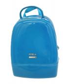 FURLA(フルラ)の古着「Candy Small Backpack」|ブルー