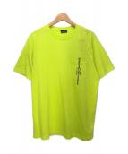 ()の古着「ポケットTシャツ」|イエロー