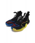 adidas×PHARRELL WILLIAMS(アディダス×ファレル・ウィリアムス)の古着「ミドルカットシューズ」|マルチカラー