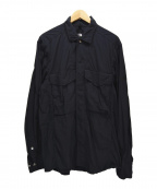 THE NORTH FACE()の古着「Rollpack Journeys Shirt」|ブラック