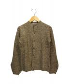 45R(フォーティファイブアール)の古着「もくもくノアランドカーディガン」|オリーブ
