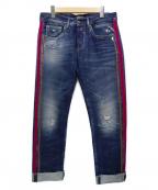 REPLAY(リプレイ)の古着「デニムパンツ」|インディゴ