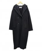 MARELLA(マレーラ)の古着「カシミヤ混コート」|グレー
