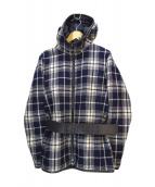 PRADA SPORTS(プラダスポーツ)の古着「ウールジャケット」|ネイビー