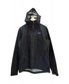 Patagonia(パタゴニア)の古着「レインシャドージャケット」 ブラック
