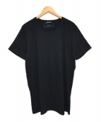 BALMAIN(バルマン)の古着「カットソー」|ブラック