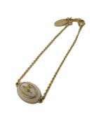 Vivienne Westwood(ヴィヴィアンウエストウッド)の古着「ブレスレット」|ゴールド