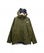 THE NORTH FACE()の古着「SCOOP JACKET」|オリーブ