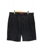 Supreme(シュプリーム)の古着「ハーフパンツ」|ブラック