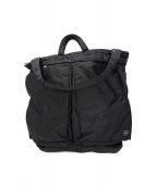 PORTER(ポーター)の古着「2WAY HELMET BAG」|ブラック