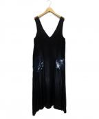 TOGA(トーガ)の古着「デザインワンピース」|ブラック