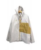 NIKE ACG(ナイキエージーシー)の古着「2.5L PCK JKT SUMMIT」|ホワイト