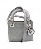 Christian Dior()の古着「2WAYバッグ」|グレー