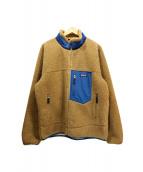 Patagonia(パタゴニア)の古着「Classic Retro-Xジャケット」 ベージュ