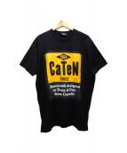 DSQUARED2(ディースクエアード)の古着「CATEN TWINS TEE」 ブラック