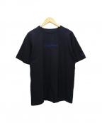 YOHJI YAMAMOTO(ヨウジヤマモト)の古着「Tシャツ」|ブラック